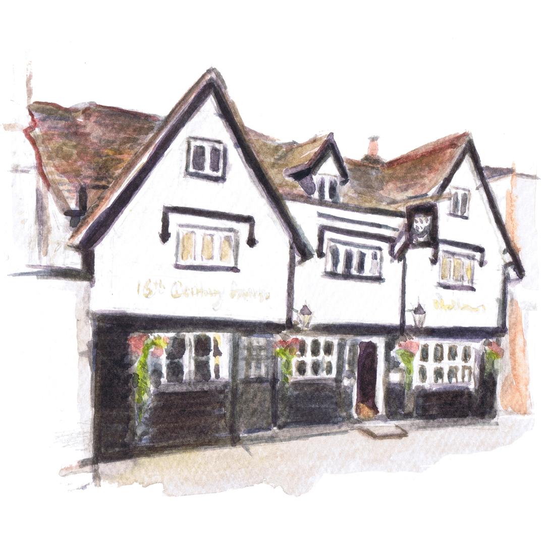 Chequers Inn Sevenoaks